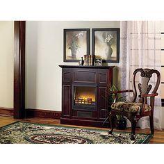 Estate Design Lexington Electric Fireplace | Stuff to Buy ...