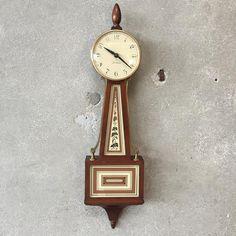 1950's Seth Thomas Homestead Clock