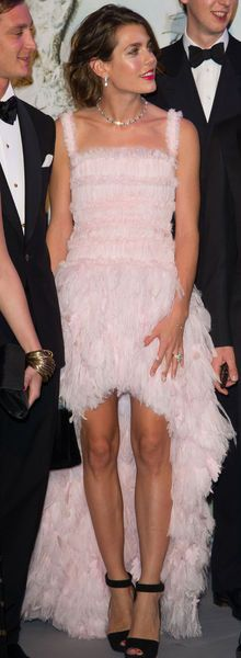 Charlotte Casiraghi en 2013