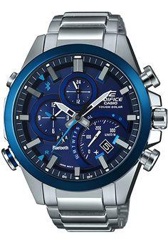 Casio Edifice - EQB500DB-2A Mens, Analog, Wrist, Watch