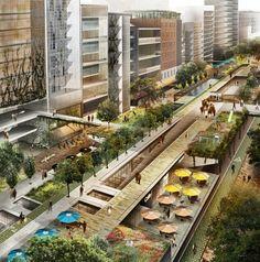 México: Parque Elevado Chapultepec, proyecto catalizador para generar comunidad en la Ciudad de México | Plataforma Arquitectura