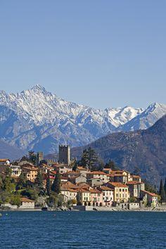 Rezzonico village at Lake Como