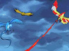 Team Mystic - lead by Blanche (Articuno), Team Instinct - lead by Spark (Zapdos) and Team Valor - lead by Candela (Moltres) for Pokémon Go. This is exactly what the teams look like right now with all the fighting over which team is the best. **Personally, I'm Team Mystic!**