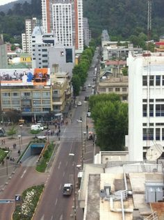 Calle Castellón, Concepción, Chile