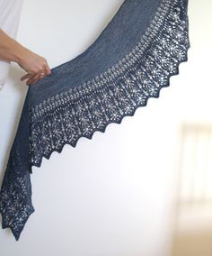 Ravelry botanical garden shawl-quite sure M likes this one pattern is $5 AUD