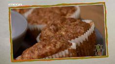Muffin με πατάτα και ζαμπόν | webtv, συνταγεσ | MEGA TV ΚΑΝ' ΤΟ ΟΠΩΣ Ο ΑΚΗΣ