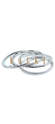 Buy Online from the link below http://www.kalkifashion.com/silver-plated-bangles.html
