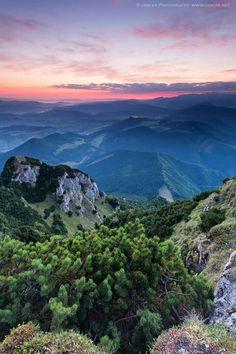 Veľký Choč, Chočské vrchy / Choč Mountains, Slovakia