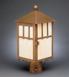 $376   Part of lodge collection   http://www.lightinguniverse.com/post-mount-lights/northeast-lantern-1733-lodge-post-mount-light_2905251.html?af=1525&cse=1525&gclid=CLChtsuSlboCFSJ27AodzQcAAA&gclsrc=ds