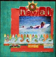 A Project by TonyaDirk from our Scrapbooking Gallery originally submitted 07/24/08 at 10:35 AM