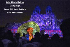 old fort light and sound show, #delhi #monuments #beautiful #heritage #travel