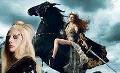 Lady Gaga revela que 'Hey Girl' es el título de la colaboración con Florence Welch y comparte letra de la canción.