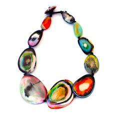 POP ART | Carlos Sobral        Recycled Resin Jewelry