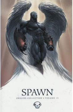 Spawn with angel wings