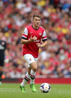 Wenger claims Ramsey can propel Arsenal to success