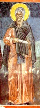 St. Theophanes -- From Heir to Abbot, from wealth to a monastic existence, he devoted his life to his faith and to (unsuccessfully) chronicling the history of the world. Feast day - 3/12. Lord, help me to see beyond earthly fortune to the wealth I find in loving you.