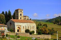 Gerona Església de Santa Cecília (Molló)
