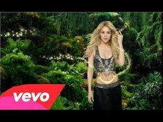 Shakira - Dare (La La La) (Audio) FIFA 2014 World Cup song