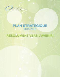 Voici le nouveau plan stratégique du Réseau québécois des écoles entrepreneuriales et environnementales Voici, Map, Location Map, Peta, Maps