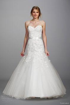 Liancarlo Wedding Dresses Spring 2013 - Wedding Inspirasi