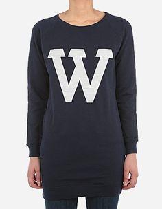 Wemoto - Morrison Sweater navy blue