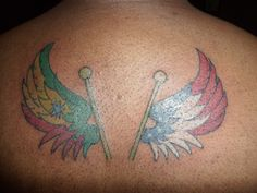 Ethiopian Flag Tattoo 1000+ images about Pla...
