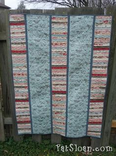 Coins in the Fountain Quilt ~ Moda Bake Shop