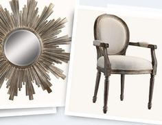 I pinned this from the Stein World - Luxe & Old Hollywood Furniture and Accents event at Joss and Main!