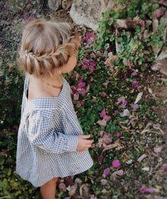 "oldfarmhouse: ""Little girls http://instagram.com/thesimplefolk """