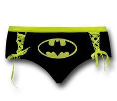 Calcinha Batman