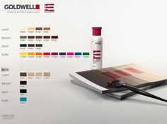 Goldwell Elumen Hair Color Shade Chart.