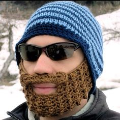 If you cant grow a beard...buy one!