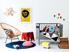 Babys første værelse