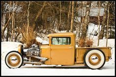 '31 Ford pickup