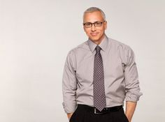 Dr. Drew Pinsky is my celeb crush
