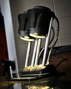 A vw bug engine side lamp