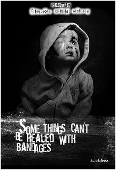abused kid | be a nurturing parent