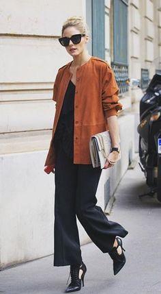 Olivia Palermo #Olivia_Palermo #Fashion #Women_Style