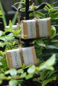 Organic Herb Soap by Teruhiro Kataoka, via Behance