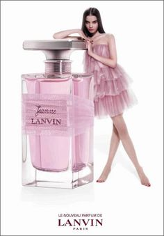 JEANNE Lanvin Perfume is to die for! Very soft feminine scent!