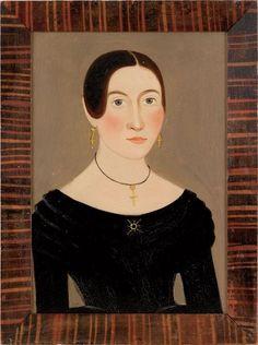 William Matthew Prior (American, 1806-1873), oil