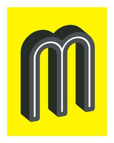 The Letter M on #Etsy.
