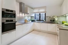 Kitchen in Aylmer Place