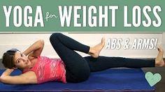 Yoga For Weight Loss - Abs & ArmsIf you prefer textWhat's up, everyone? Welcome to Yoga with Adriene. And today we have another Yoga for Weight Quick Weight Loss Diet, Weight Loss Help, Yoga For Weight Loss, Weight Loss Program, Weight Lifting, Yoga Meditation, Yoga Flow, Yoga Inspiration, Arm Yoga