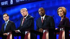 21 Hilarious and WTF Moments From the GOP Debate  Read more: http://www.rollingstone.com/politics/news/21-hilarious-and-wtf-moments-from-the-gop-debate-20151028#ixzz3q0kErk5Y Follow us: @rollingstone on Twitter | RollingStone on Facebook