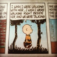 Charlie Brown Would Be Such A Sweet Boyfriend