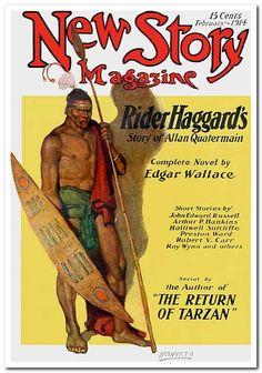 New Story Magazine (1914) Wyeth, N C
