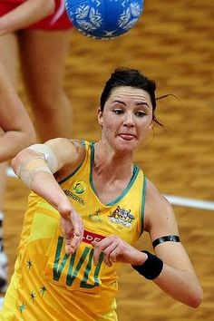 Heartbroken: Sharni Layton will undergo shoulder surgery.