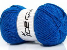 Lund Wool bleu