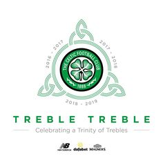 Nine trophies. Celtic have secured an historic Treble Treble, completing a clean sweep of the domestic trophies for the third season in a row. Celtic Fc Tattoo, Celtic Sleeve Tattoos, Premier League Logo, Old Firm, Gin Gifts, Professional Football, Juventus Logo, Champion